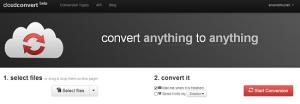 Cloud-Convert